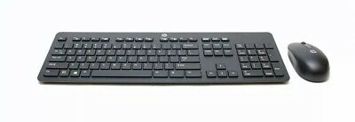 NEW HP Wireless Slim Business Keyboard and Mouse N3R88A#ABA