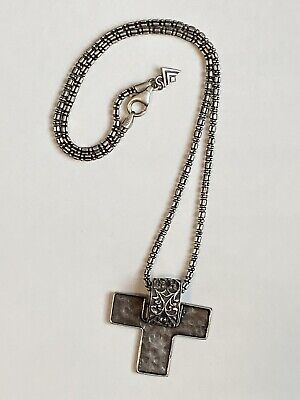 """Silpada N2079 Sterling Silver Necklace RETIRED /& HTF 18"""" Long *MINT IN BOX"""