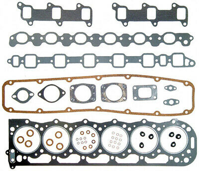 CPN6008 Head Gasket Set w/o Seals for Ford/New Holland 7810 7910 ++ Tractors
