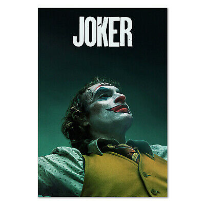 Joker (2019) Movie Poster - Alternative Official Art - High Quality Prints
