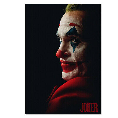 Joker (2019) Movie Poster -  A Portrait Artwork - High Quality Prints