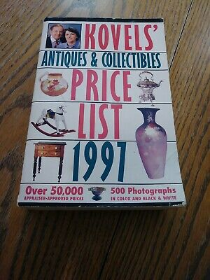 Kovels Antiques And Collectibles Price List 1997