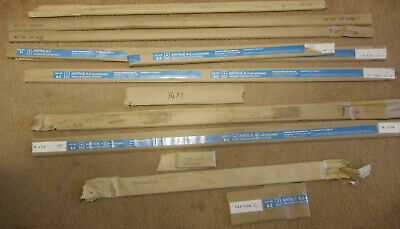"A-2 Tool Steel Flat Ground 1//2/"" x 3/"" x 12/"""