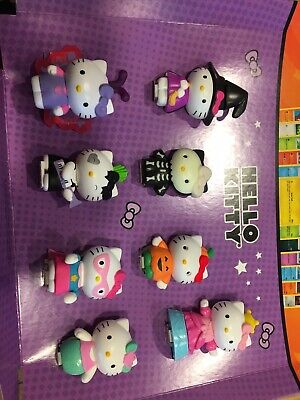 2019 Mcdonald's Happy Meal Hello Kitty Complete Set All 8