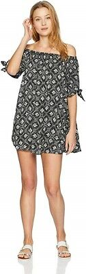 Rip Curl Women's Daybird Cover Up, Black, Large