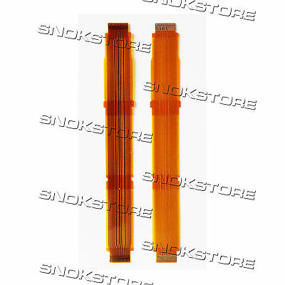 OEM Flex Cable Cable Flat Viewfinder for Sony Hdv HDR-FX7 FX7E Repair Part New