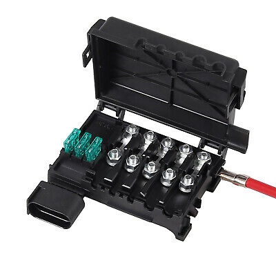 FUSE BOX BATTERY Terminal Can 1J0937550A For VW Jetta Golf ... Volkswagen Golf Mk Fuse Box on