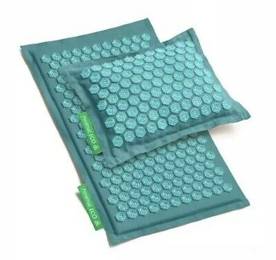 Pranamat Eco Set - Mat and Pillow New Without Tags NWOT - No Box