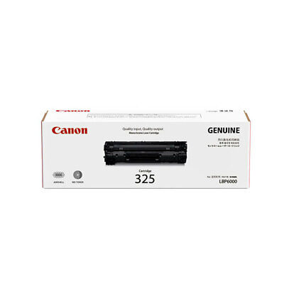 Canon CART325 Black Toner 1,600 pages Black