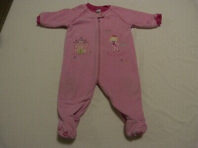 TARGET lined warm romper size 0