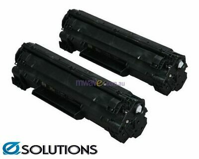 HP 35A Dual Pack Toner cartridge 2 x black 1500 pages