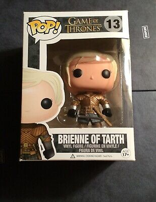 Game of Thrones Brienne of Tarth #13 Funko Pop HBO