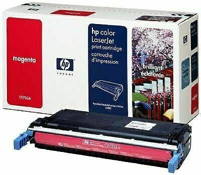 HP Magenta Toner Cartridge 12K pages (C9733A)