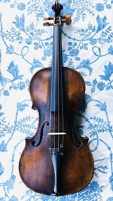 Fine Antique Vintage Violin 19thc