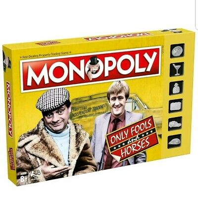 Only Fools & Horses Edition Monopoly new sealed