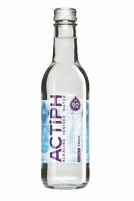 ActiPH Water (Glass) 330ml (Pack of 24)