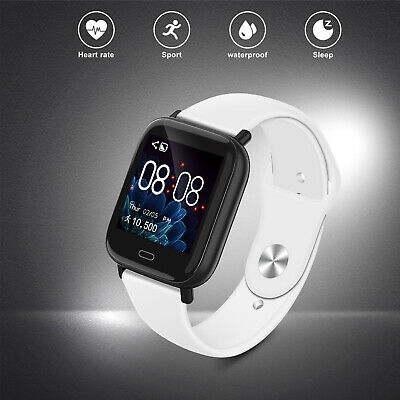 XGODY Swimming PPG Smart Watch Activity Fitness Tracker Monitor for Android iOS