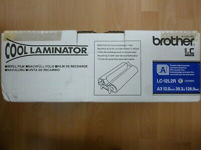 Genuine Brother Refill Film For Cool Laminator LC-12L2R