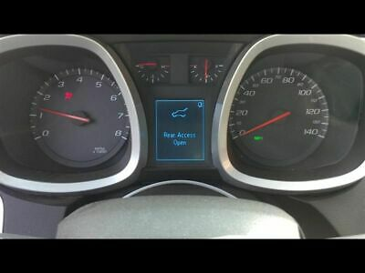 Low Fuel Pressure Warning Light Decal