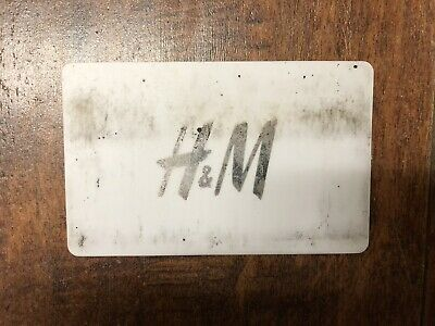 H&M Gift Card - $40 Mail or Email Delivery