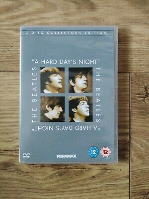 The Beatles - A Hard Day's Night 1964 Region 2, 2-Disc Collector's Edition DVD