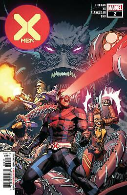 X-Men #2 Dx 1St Print (13/11/2019)