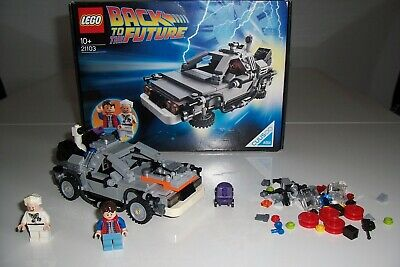 LEGO Back to the Future 21103 UNIVERSAL - Complete with Box and Instructions.