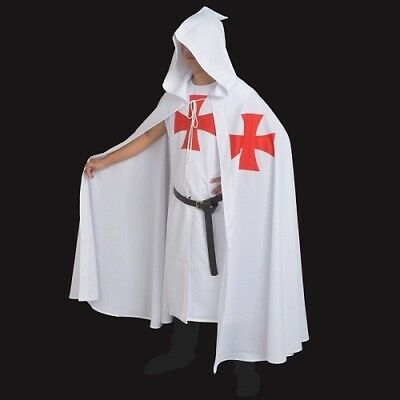 Teutonic//Medieval//LARP//SCA//Re enactment//St George//TEMPLAR SURCOAT all sizes