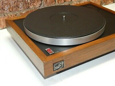 Ariston RD80 SL Belt Drive Record Vinyl Player Deck Turntable (NO TONEARM)