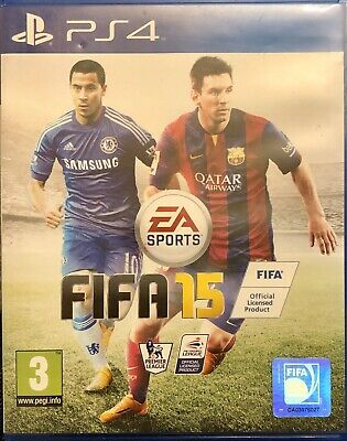Fifa 15 For Sony PlayStation 4 PS4 Supplied In Original Case (Free UK Post)