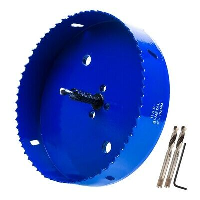 20-175mm Hole Saw Blade for Cornhole Boards//Corn Hole Drilling Cutter