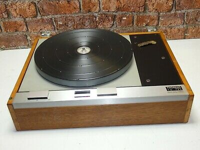 Thorens TD 125 Vintage Hi Fi Separates Vinyl Record Player Deck Turntable
