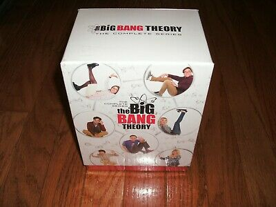 Brand New Sealed. The Big Bang Theory the complete series on DVD. Seasons 1-12.