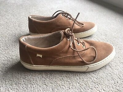 Camper Shoes - Sneaker - Light Brown - Suede - Size 45