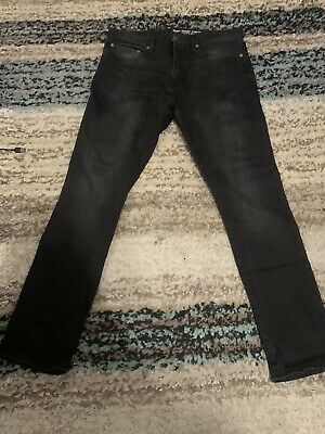 Gap Skinny Stretch Jeans 33/30 Black