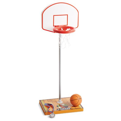 American Girl Julie Albright Basketball Accessories Doll Hoop Medal New In Box