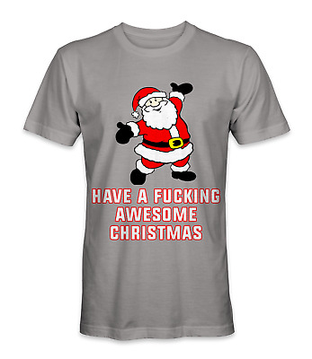Santa Claus christmas, have a great awesome christmas t-shirt