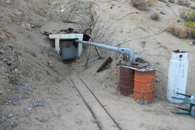 2 Historic Rich Lode Gold Mining Claims Inyo County, Ca Gold Equipment Included