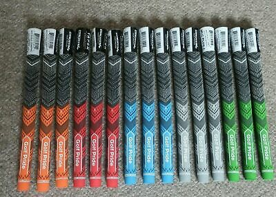 Golf Pride MCC Plus 4 Standard Golf Grips Set of 3 golf grips. UK Stock Fast P&P