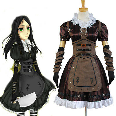 Cos2be Costume For Alice-madness Returns Alice Cosplay Update EditionNecklace