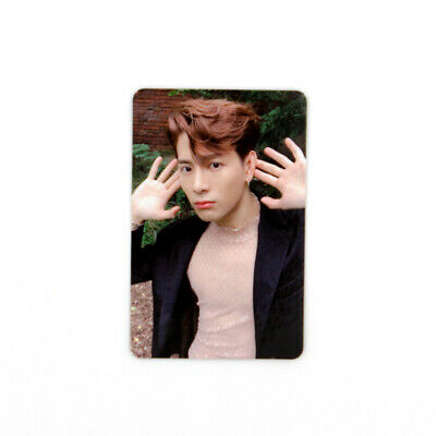 [GOT7] Call My Name / You Calling My Name / Official Photocard - Jackson 2
