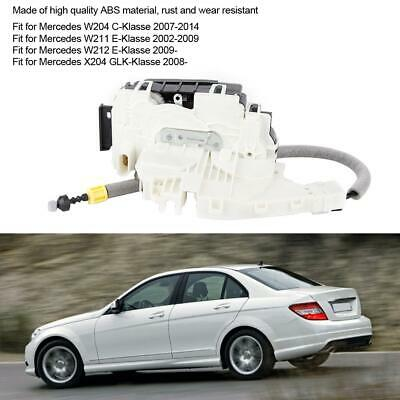 MERCEDES OEM 10-11 E350 Front Door-Lock Actuator Motor 2047201835