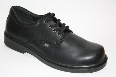 Roc Strobe Junior Black Shoe