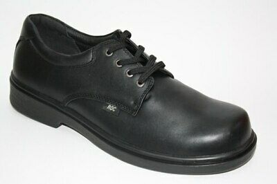 Roc Strobe Senior Black Shoe