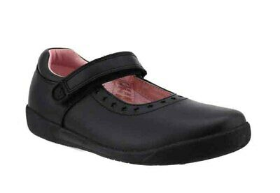 CLARKS BLOOM in BLACK - E