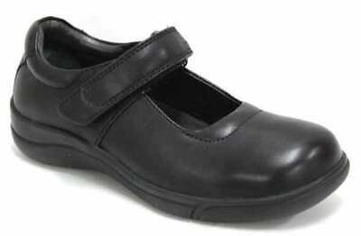 Clarks Petite Black School Shoe