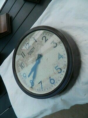 7 Antique  Vintage Clocks