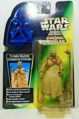 "Star Wars Kenner 3.75"" The Power of the Force TUSKEN RAIDER ¡nuevo!"