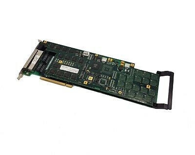 Natural MicroSystems NMS AG4000 4-Port E1 PCI Voice Board PN 31341 + AG2 Card