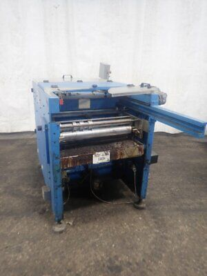 """Zechini Gra-For Roby One Gluing & Mounting Machine 28"""" 09191980005"""